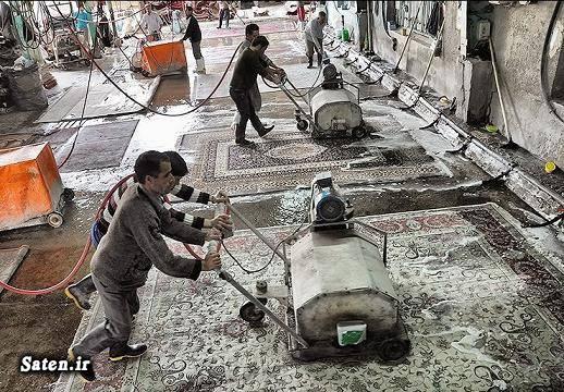 قیمت قالیشویی بهترین قالیشویی تهران اطلاعات عمومی روز اتحادیه قالیشویی