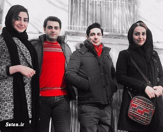 بیوگرافی محمدرضا رهبری بیوگرافی علی برادری بیوگرافی شراره ارمغانی بیوگرافی سپیده موسوی بازیگران سریال پرستاران