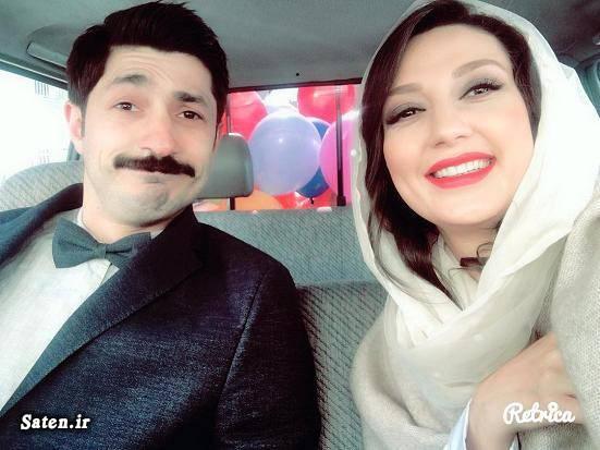 همسر مجتبی رجبی همسر حدیث میر امینی عروسی بازیگران بیوگرافی مجتبی رجبی بیوگرافی حدیث میر امینی ازدواج حدیث میر امینی