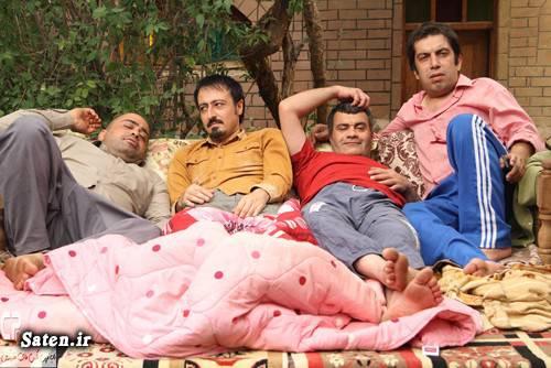جدول پخش شبکه پنج بازیگران سریال پنج دری