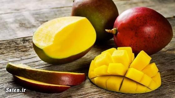 مضرات انبه طب سنتی خواص میوه ها خواص انبه Mangifera