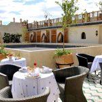 هتل لوکس جهان لوکس ترین هتل لاکچری کازابلانکا مراکش زیباترین دکوراسیون دکوراسیون سنتی جاهای دیدنی مراکش تور مراکش Vision Future Luxury Luxury travel