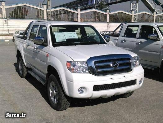 مصرف سوخت کاپرا مشخصات کاپرا قیمت محصولات گروه بهمن قیمت کاپرا خودرو پیکاپ