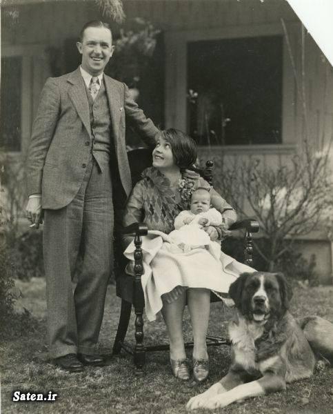 همسر اولیور هاردی همسر استن لورل لورل و هاردی در پیری لورل و هاردی فرزندان لورل و هاردی عکس قدیمی بازیگران بیوگرافی اولیور هاردی بیوگرافی استن لورل Laurel and Hardy