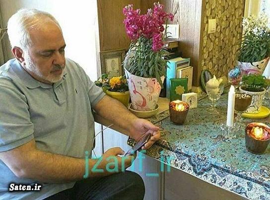 همسر وزیران همسر جواد ظریف سوابق جواد ظریف بیوگرافی مریم ایمانیه