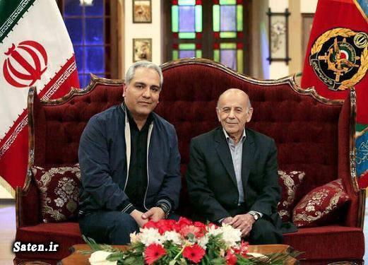 مهمان برنامه دورهمی زمان پخش دورهمی بیوگرافی سرتیپ مسعود بختیاری
