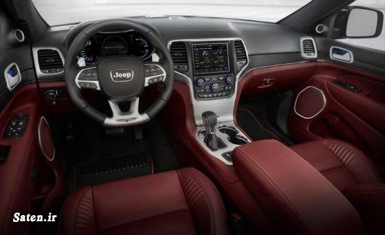 مشخصات جیپ گرند چروکی قیمت شاسی بلند قیمت جیپ گرند چروکی جیپ گرند چروکی 2018 بهترین شاسی بلند Jeep Grand Cherokee
