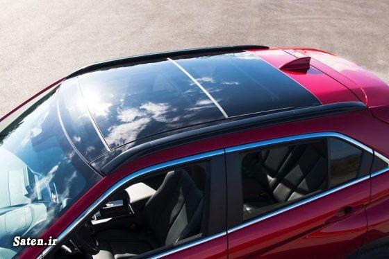 نمایندگی میتسوبیشی مشخصات میتسوبیشی اکلیپس کراس کراس اوور قیمت میتسوبیشی اکلیپس کراس قیمت میتسوبیشی قیمت شاسی بلند شرکت آرین موتور Mitsubishi Eclipse Cross