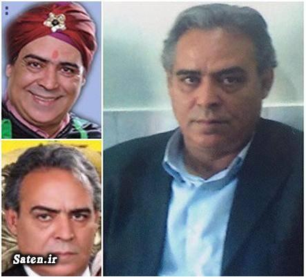 علت مرگ بازیگران بیوگرافی محمدحسن غمخوار بیماری بازیگران