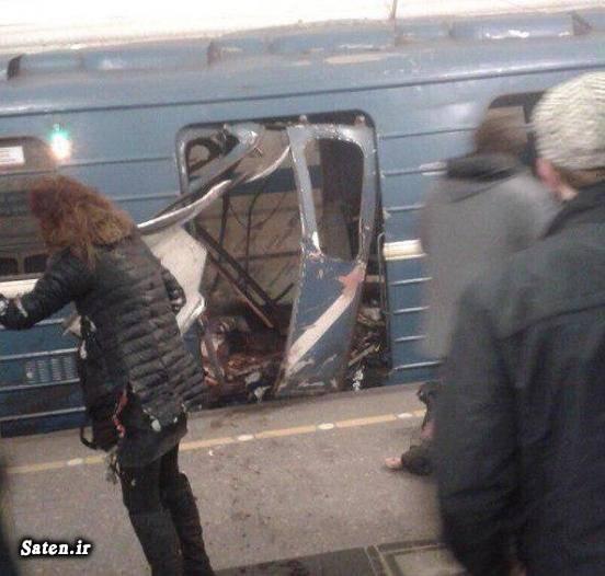 سن پترزبورگ انفجار تروریستی اخبار روسیه