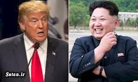 قدرت نظامی کره شمالی قدرت نظامی آمریکا تحریم کره شمالی بیوگرافی دونالد ترامپ اخبار کره شمالی اخبار آمریکا