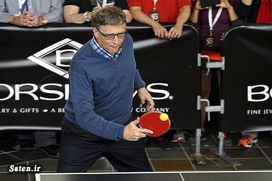 فرزندان بیل گیتس راز موفقیت پولدارها راز موفقیت خانواده بیل گیتس ثروتمندترین مرد جهان ثروت بیل گیتس بیوگرافی بیل گیتس بیل گیتس کیست بیل گیتس چگونه پولدار شد bill gates money Bill Gates