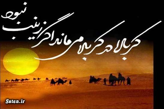 وفات حضرت زینب همسر حضرت زینب زندگینامه حضرت زینب حضرت زینب کبری حضرت زینب بعد از عاشورا