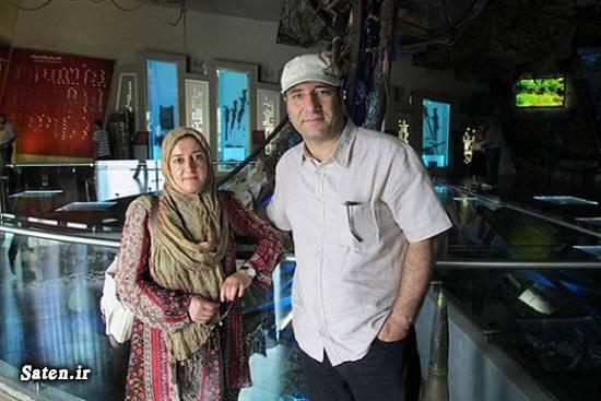 همسر کارگردان همسر رضا میرکریمی مهمانان خندوانه فیلم های رضا میرکریمی بیوگرافی رضا میرکریمی Reza Mirkarimi
