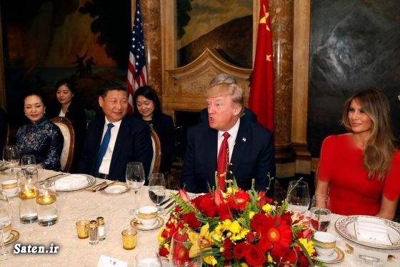 همسر رئیس جمهور همسر دونالد ترامپ بیوگرافی ملانیا ترامپ بیوگرافی دونالد ترامپ