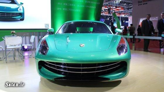 نمایشگاه خودرو شانگهای نمایشگاه خودرو نمایشگاه اتومبیل ماشین اسپرت خودرو سوپر اسپرت