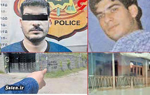 قتل زنان عکس قاتل حوادث گیلان اخبار گیلان اخبار قتل