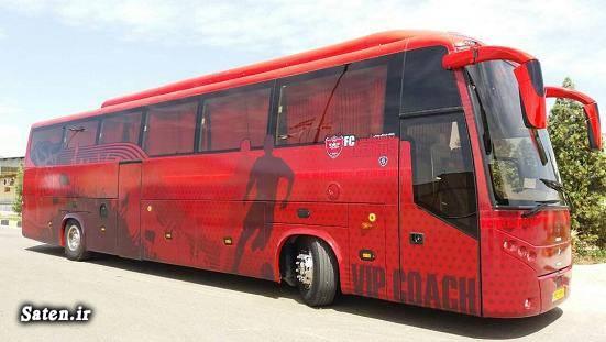 اخبار پرسپولیس اتوبوس پرسپولیس اتوبوس اسکانیا