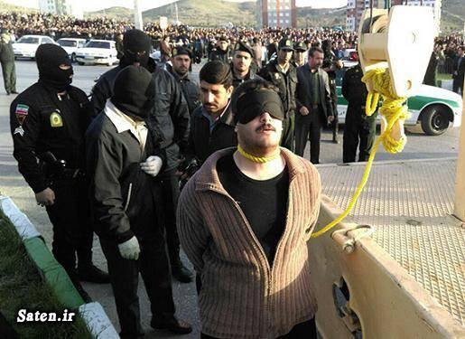 عکس اعدام حوادث اراک بیوگرافی عباس صحرایی اعدام در ایران اخبار قتل اخبار اعدام