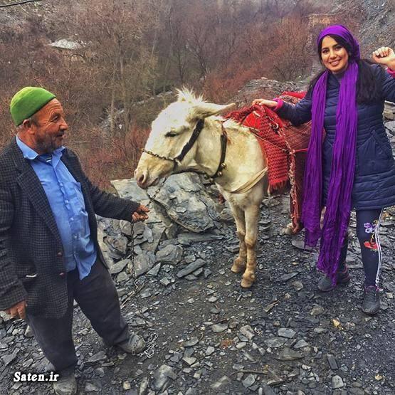 همسر شیدا یوسفی منشی صحنه بیوگرافی شیدا یوسفی اینستاگرام هنرمندان