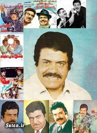 همسر نصرت الله وحدت قدیمی ها فرزندان نصرت الله وحدت عکس قدیمی بازیگران بیوگرافی نصرت الله وحدت بازیگران قبل از انقلاب