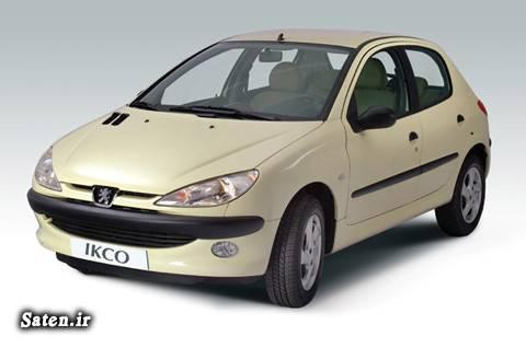 مصرف سوخت پژو 206 مشخصات پژو ۲۰۶ مجله خودرو قیمت پژو ۲۰۶ تفاوت 206 تیپ 5 فول و نیمه فول پژو 206 بررسی خودرو امکانات پژو 206 Peugeot 206