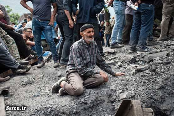 معدن زغال سنگ زمستان یورت معدن زغال سنگ خوش ییلاق حوادث گلستان اخبار آزادشهر