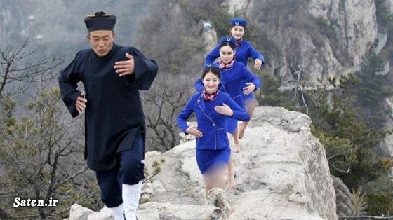 مهماندار هواپیما مهماندار زیبا عکس دختر چینی خوشگل زیباترین دختر چینی زنان چینی زیبا زن چینی دختر چینی