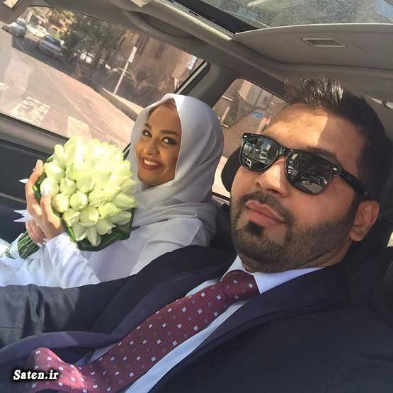 همسر مجریان همسر فریبا باقری بیوگرفی فریبا باقری اینستاگرام فریبا باقری ازدواج مجریان