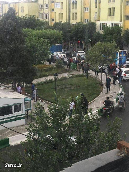 سرقت مسلحانه سرقت تهران سرقت از طلا فروشی سرقت از بانک حوادث تهران اخبار سرقت