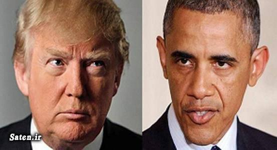 بیوگرافی دونالد ترامپ بیوگرافی باراک اوباما اخبار آمریکا