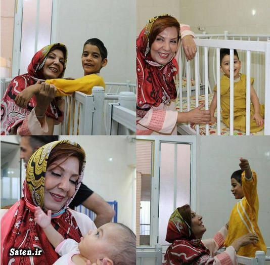 عکس جدید بازیگران بیوگرافی زهره حمیدی