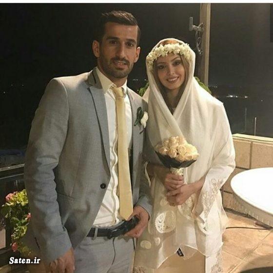 همسر فوتبالیستها همسر احسان حاج صفی بیوگرافی احسان حاج صفی اینستاگرام احسان حاج صفی