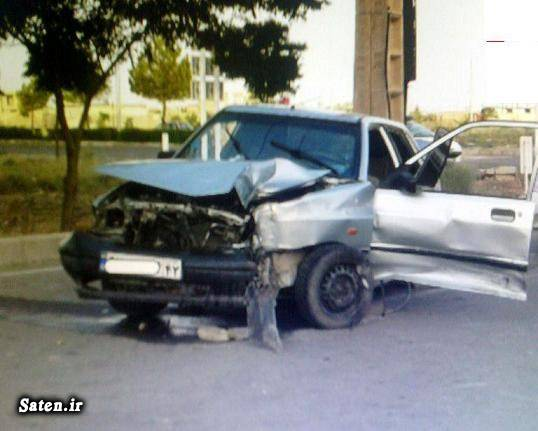 حوادث مشهد حوادث رانندگی اخبار تصادف