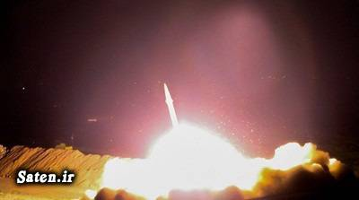 موشک های ایران موشک شهاب قدرت نظامی سپاه قدرت نظامی ایران ایران و داعش اخبار سوریه