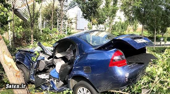 مشخصات تیبا عکس تصادف خودرو حوادث تهران تصادف تیبا امنیت تیبا اخبار تصادف
