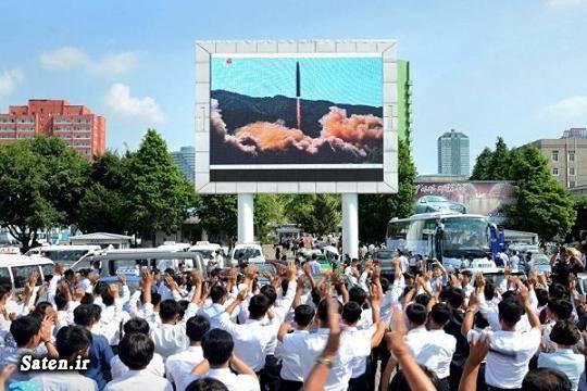 کیم جونگ اون قدرت نظامی کره شمالی رهبر کره شمالی دوربردترین موشک کره شمالی جنگ آمریکا و کره شمالی تحریم کره شمالی اخبار کره شمالی