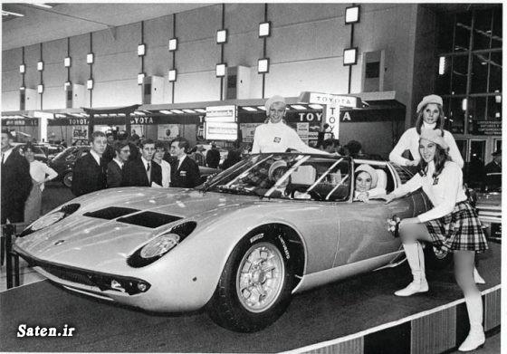 مجله خودرو شرکت ایتالیایی لامبورگینی تاریخچه شرکت لامبورگینی بیوگرافی فروچیو لامبورگینی Ferruccio Lamborghini