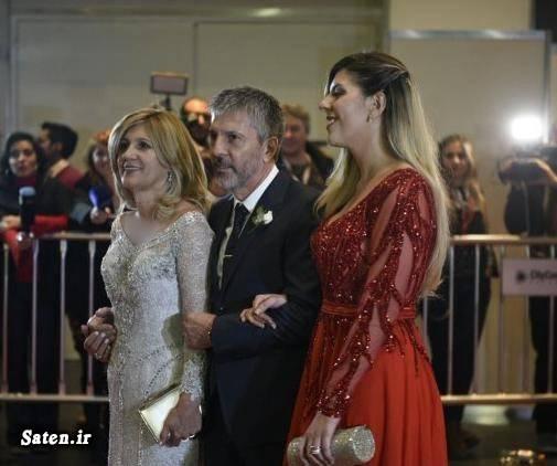 همسر لیونل مسی عروسی فوتبالیست ها خانواده لیونل مسی بیوگرافی لیونل مسی ازدواج لیونل مسی