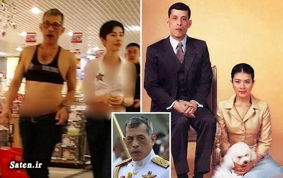ولیعهد تایلند همسر شاهزاده سفر به تایلند اخبار تایلند Vajiralongkorn