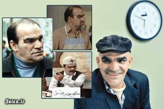 همسر اصغر حیدری خانواده بازیگران بیوگرافی اصغر حیدری