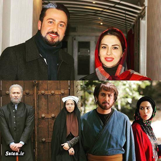 همسر زهیر یاری نسبت زهیر یاری و حسین یاری خانواده حسین یاری خانواده بازیگران بیوگرافی زهیر یاری بازیگران سریال لژیونرها اینستاگرام زهیر یاری