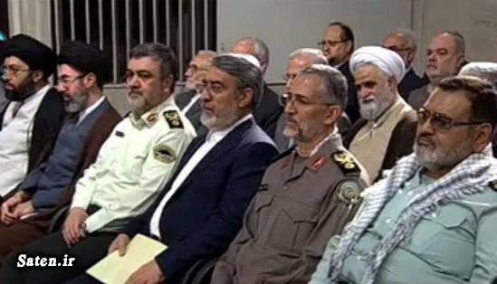 مجتبی خامنه ای فرزندان رهبر انقلاب حکم تنفیذ چیست تنفیذ ریاستجمهوری تنفیذ روحانی پسران رهبر