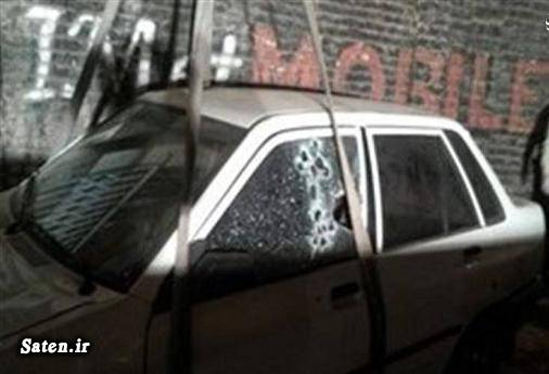 عکس ترور درگیری مسلحانه حوادث اردبیل ترور مسلحانه اخبار قتل اخبار جنایی