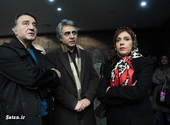 همسر بازیگران فرزندان بیژن امکانیان دنا امکانیان بیوگرافی بیژن امکانیان بیوگرافی بازیگران بازیگران سریال گسل Bizhan Emkanian