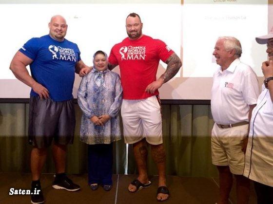 قویترین مرد جهان قویترین انسان سنگین ترین وزنه بلند شده رکورد وزنه برداری بیوگرافی شهریار ایرانی بیوگرافی برایان شاو اخبار وزنه برداری Brian Shaw