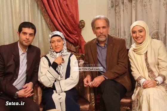 همسر حسین محجوب مصاحبه بازیگران بیوگرافی حسین محجوب بیوگرافی بازیگران
