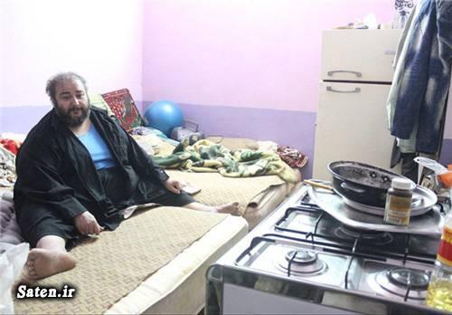چاق ترین مرد ایرانی چاق ترین مرد چاق ترین فرد دنیا چاق ترین پسر بیوگرافی سیدموسی شریفی