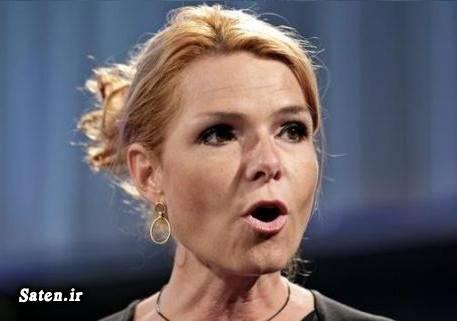 کاریکاتور ضد اسلام زندگی در دانمارک اخبار دانمارک Inger Stojberg