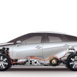 معرفی خودرو مصرف سوخت تویوتا مشخصات تویوتا مجله خودرو ماشین هیدروژنی قیمت تویوتا Toyota Mirai